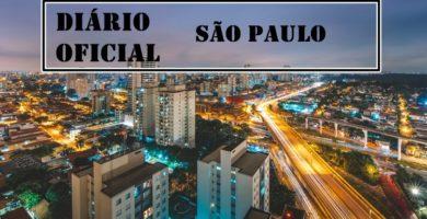 Diário Oficial da cidade de SP 00