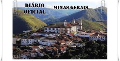 Diário Oficial de Minas Gerais