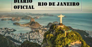 Diário Oficial do Rio de Janeiro